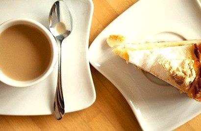 Coffee, Cheesecake