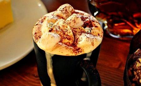 Coffee, Marshmallow