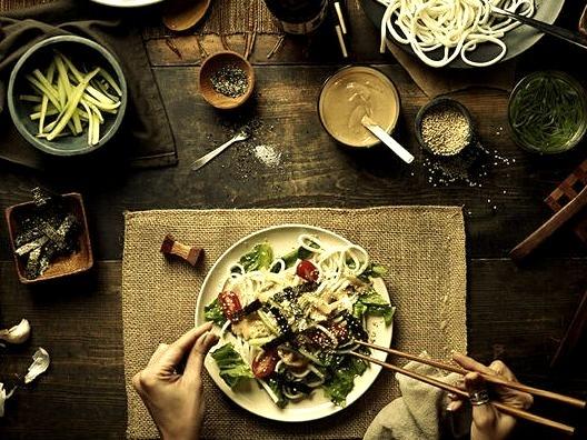 Sesame Salad.