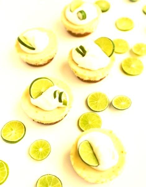Mini Key Lime PiesSource